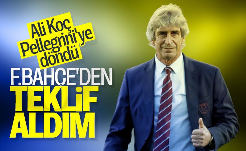 Pellegrini'nin menajeri: Fenerbahçe'yle görüştük