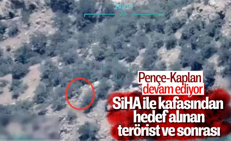 Pençe-Kaplan Operasyonu'nda 4 terörist öldürüldü
