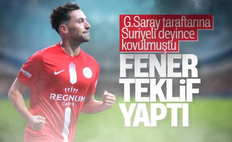 Fenerbahçe, Sinan Gümüş'ü listesine aldı