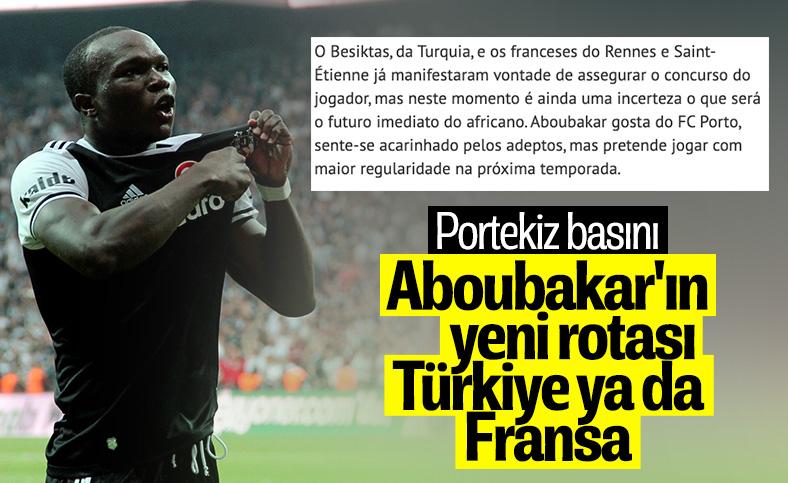 Portekiz basını: Aboubakar kadro dışı kaldı