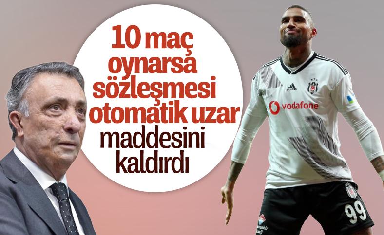 Ahmet Nur Çebi: Boateng, opsiyonunu kaldırdı