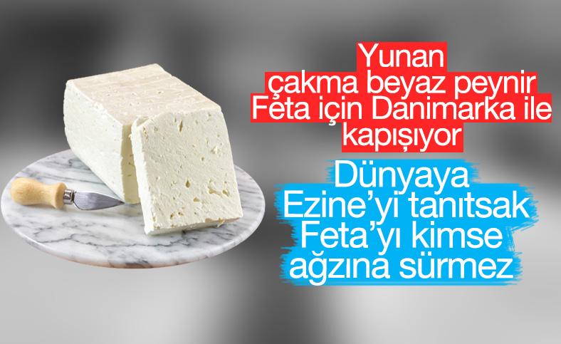 Yunanistan ile Danimarka arasında peynir krizi çıktı