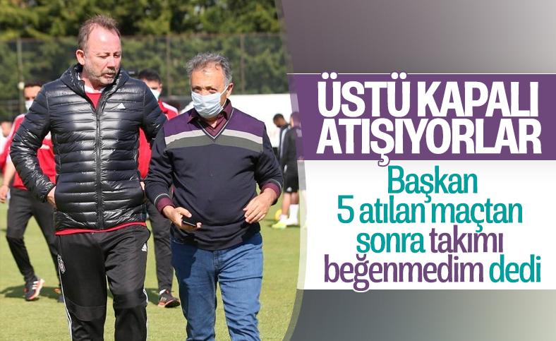 Sergen Yalçın ile Ahmet Nur Çebi arasındaki atışmalar