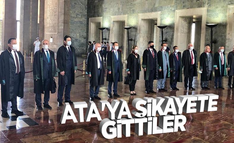 Baro üyelerinin Ankara'ya girişine izin verilmedi