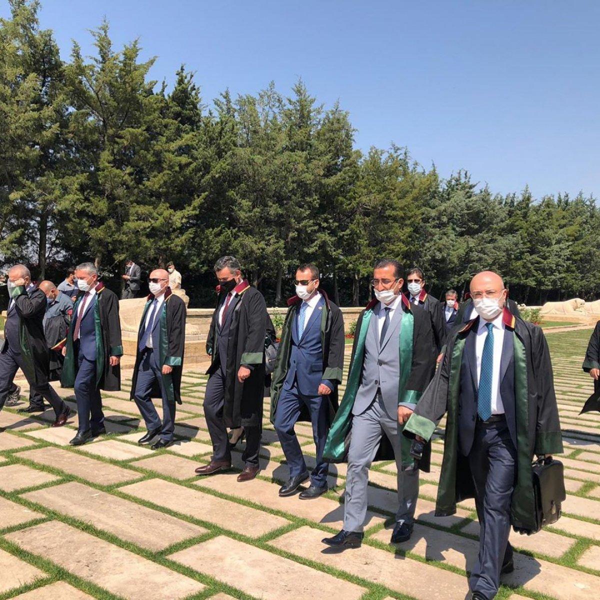 Baro üyelerinin Ankara'ya girişine izin verilmedi #6