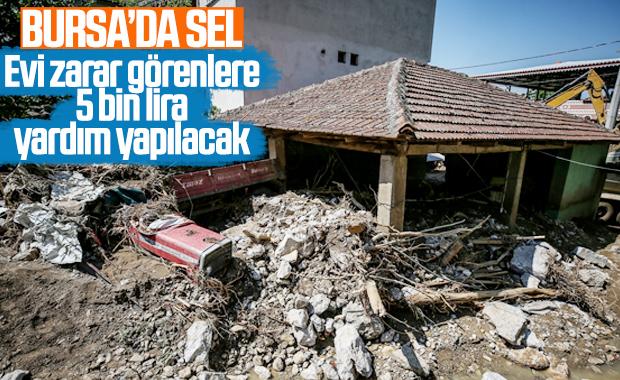 Bakan Soylu: Selden zarar görenlere yardım yapılacak