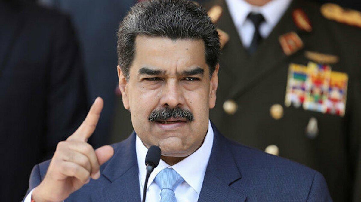 Trump: Maduro ile görüşmeyi değerlendirebilirim #3