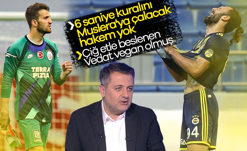 Mehmet Demirkol: Muslera olsa çalamazdı