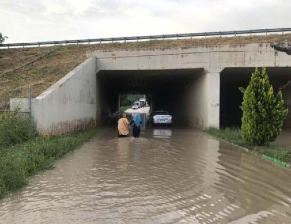 Bursa'da sel felaketi: 5 kişi hayatını kaybetti #6