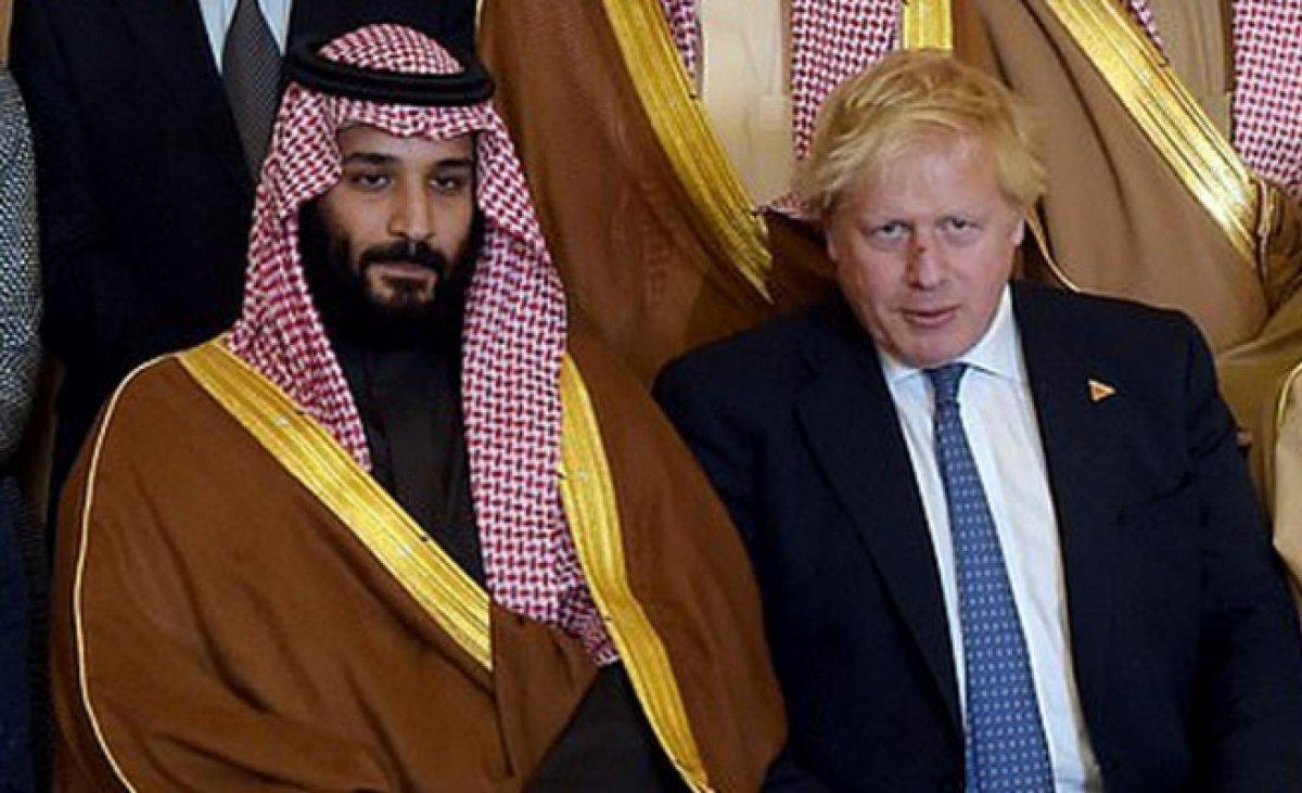 İngiltere S.Arabistan'a silah satmaya devam ediyor #3
