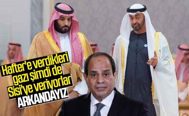 Körfez ülkeleri şimdi de Mısır'ı savaşa sürüklüyor