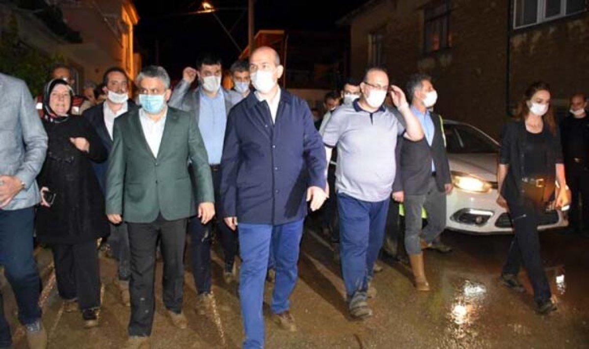Bursa'da sel felaketi: 5 kişi hayatını kaybetti #4