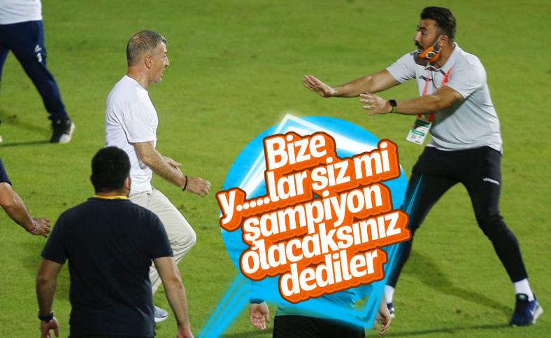 Ahmet Ağaoğlu, protokolde neler yaşandığını anlattı