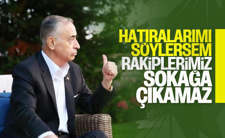 Mustafa Cengiz: Hatıralarımı söylersem sokağa çıkamazlar