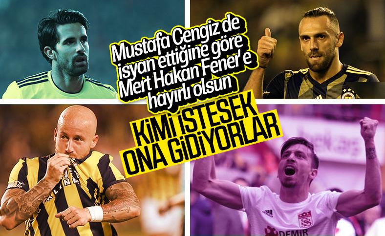 Mustafa Cengiz'in Mert Hakan isyanı