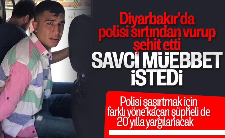 Şehit polis Atakan Arslan davasında müebbet hapis istendi