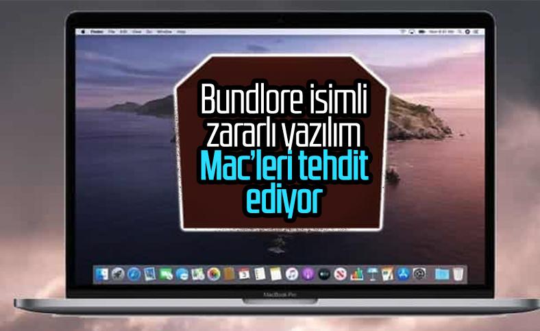 Mac sistemlerine sızan yeni zararlı yazılım: Bundlore