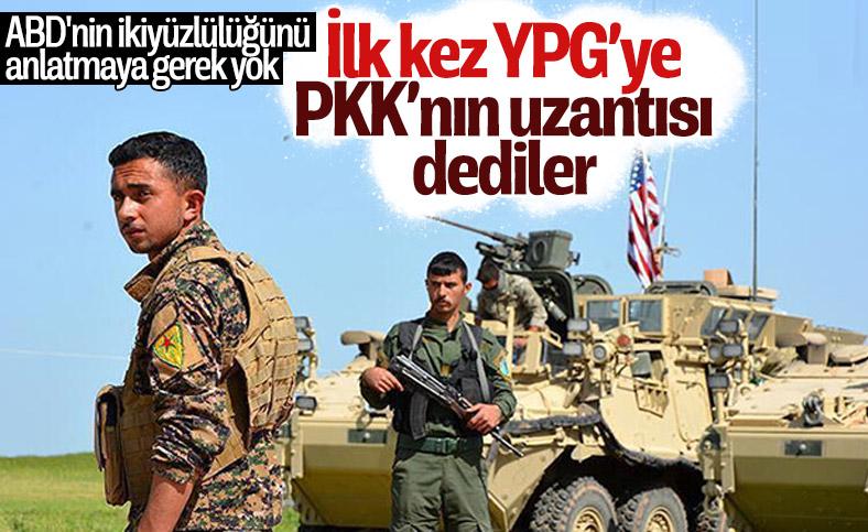 ABD, terör raporunda YPG'ye PKK'nın uzantısı dedi