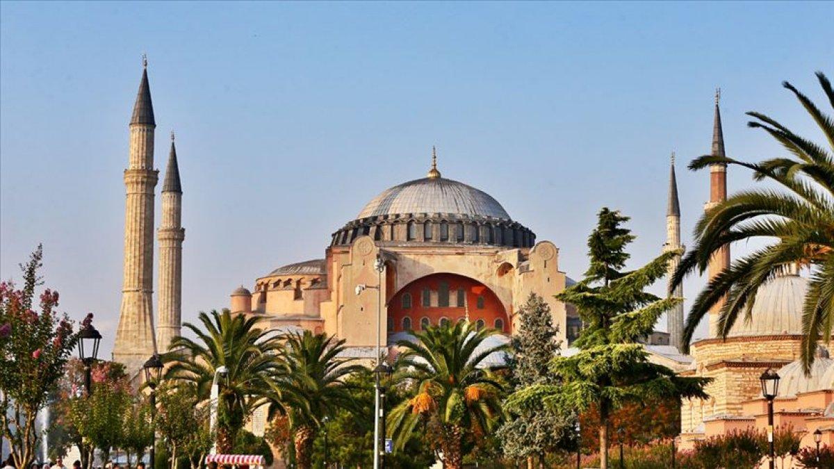Yunanistan'ın UNESCO'ya Ayasofya şikayeti #3