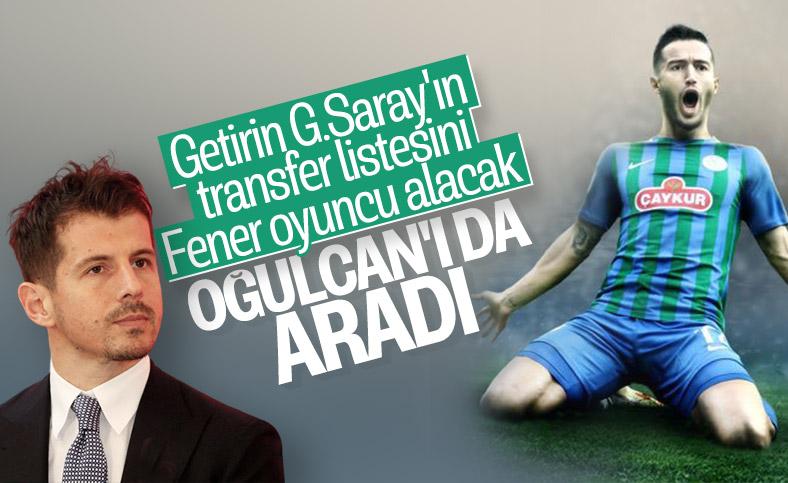 Fenerbahçe'den Oğulcan girişimi