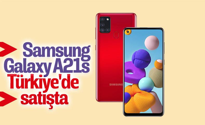 Samsung Galaxy A21s modelinin Türkiye fiyatı belli oldu