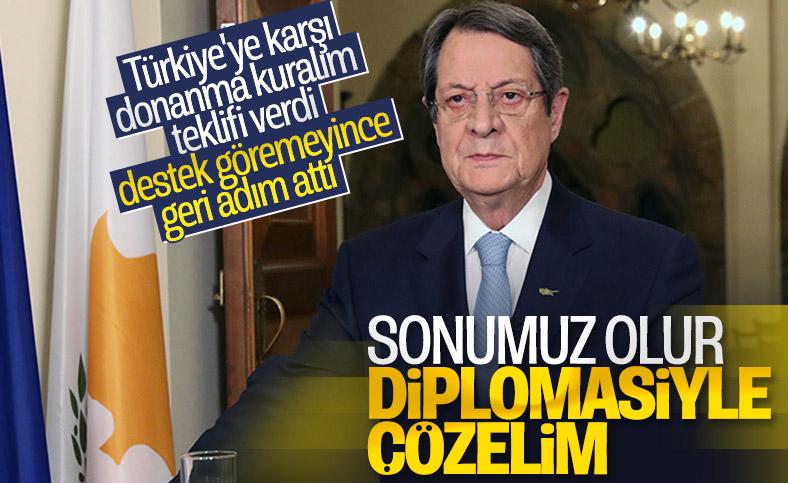 Rum yönetimi, Türkiye konusunda geri adım attı