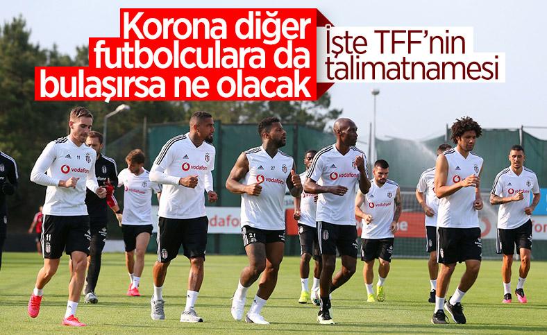 Koronavirüs nedeniyle Beşiktaş'ın izleyeceği yol