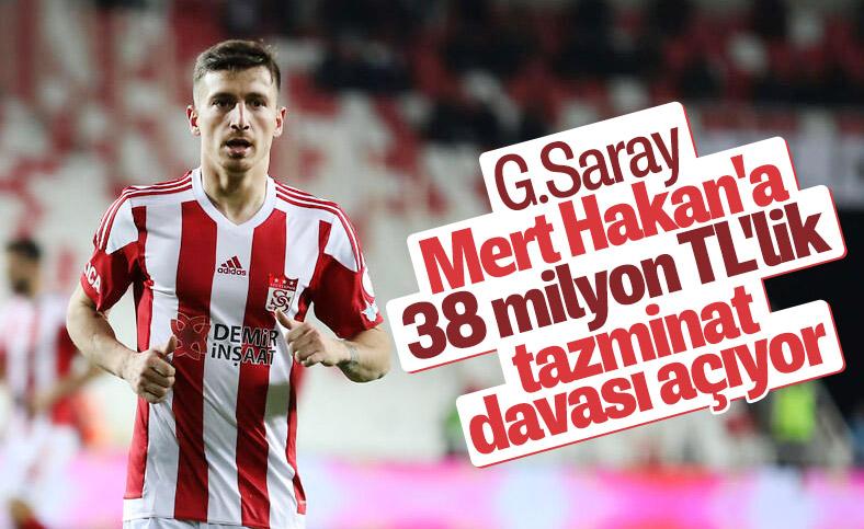 Galatasaray, Mert Hakan için harekete geçti