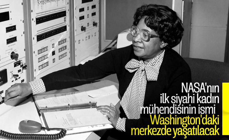 NASA, merkezine ilk siyahi kadın mühendisin ismini verdi