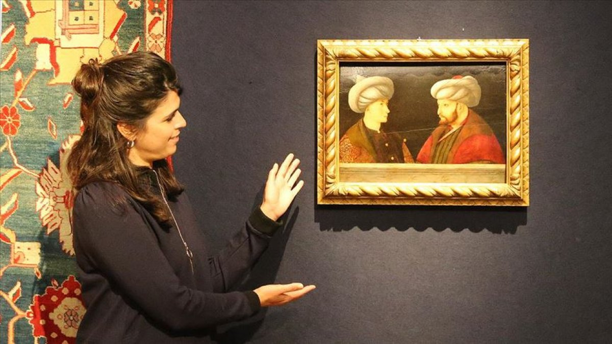 İlber Ortaylı: Fatih'in portresinde yanındaki Cem Sultan #2