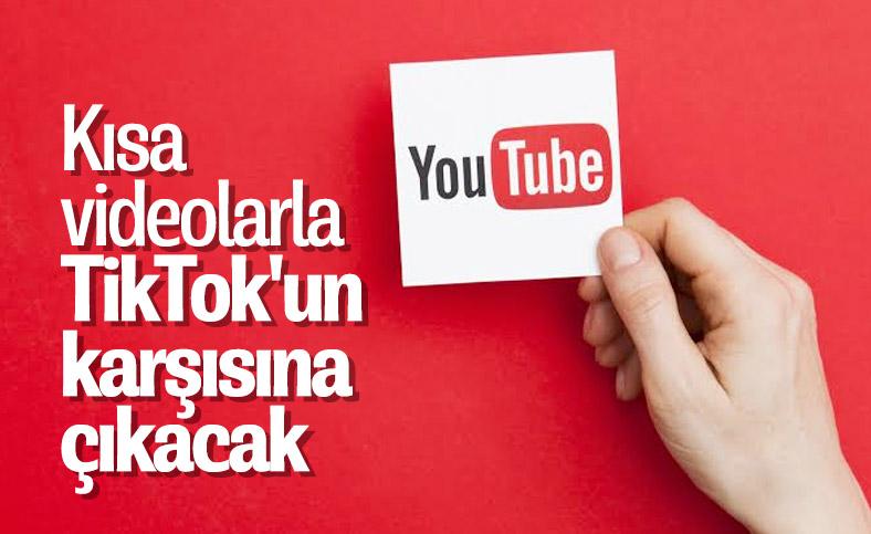 YouTube, 15 saniyelik videolarla TiKTok'a rakip oluyor