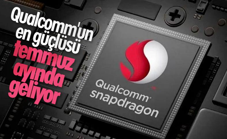 Snapdragon 865+ temmuz ayında tanıtılacak