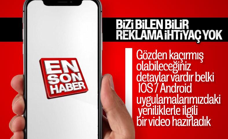 Ensonhaber mobil uygulaması güncellendi: İşte yenilikler