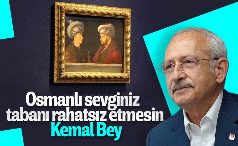 Kılıçdaroğlu Fatih'in tablosunun satın alınmasından mutlu