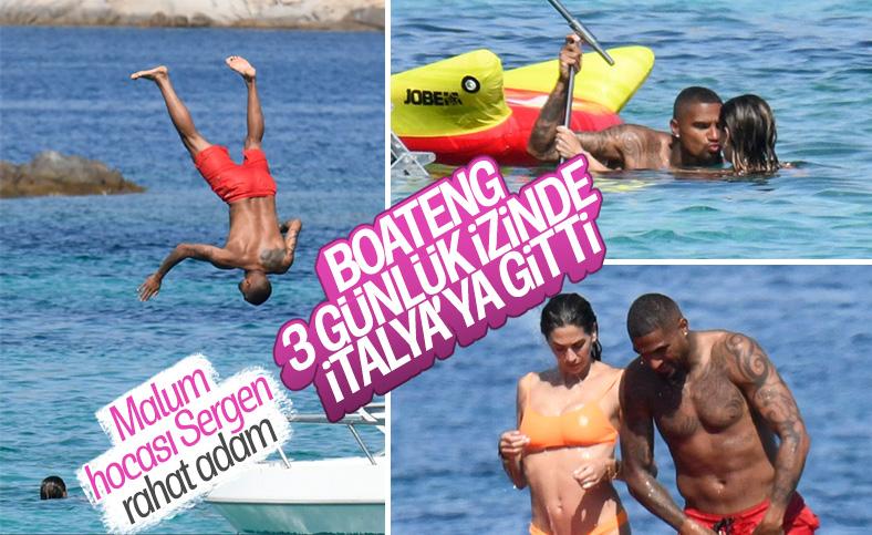 Boateng, İtalya'ya gitti