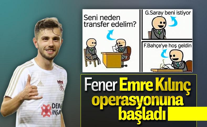 Fenerbahçe, Emre Kılınç'ı da almak istiyor