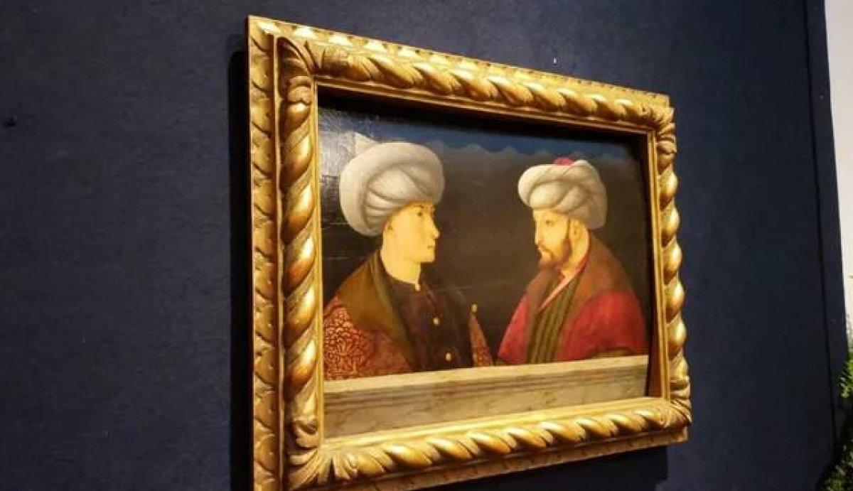 İBB'nin satın aldığı tablo Bellini'ye ait olmayabilir #2