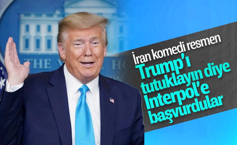 İran, Trump için tutuklama kararı çıkarttı