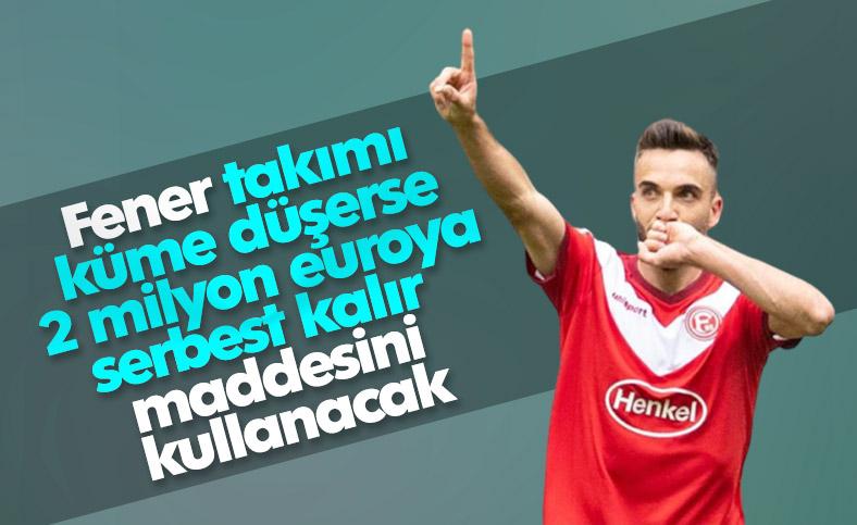 Fenerbahçe, Kenan Karaman'ı istiyor
