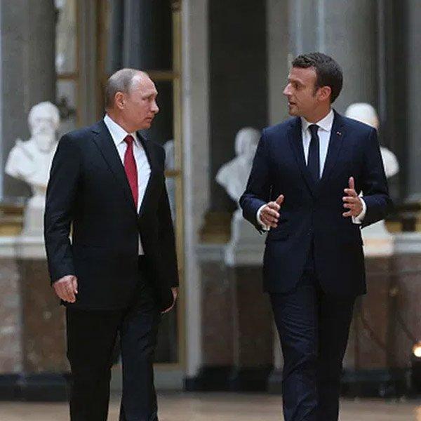 Putin ve Macron, Libya'da ateşkes istedi #1