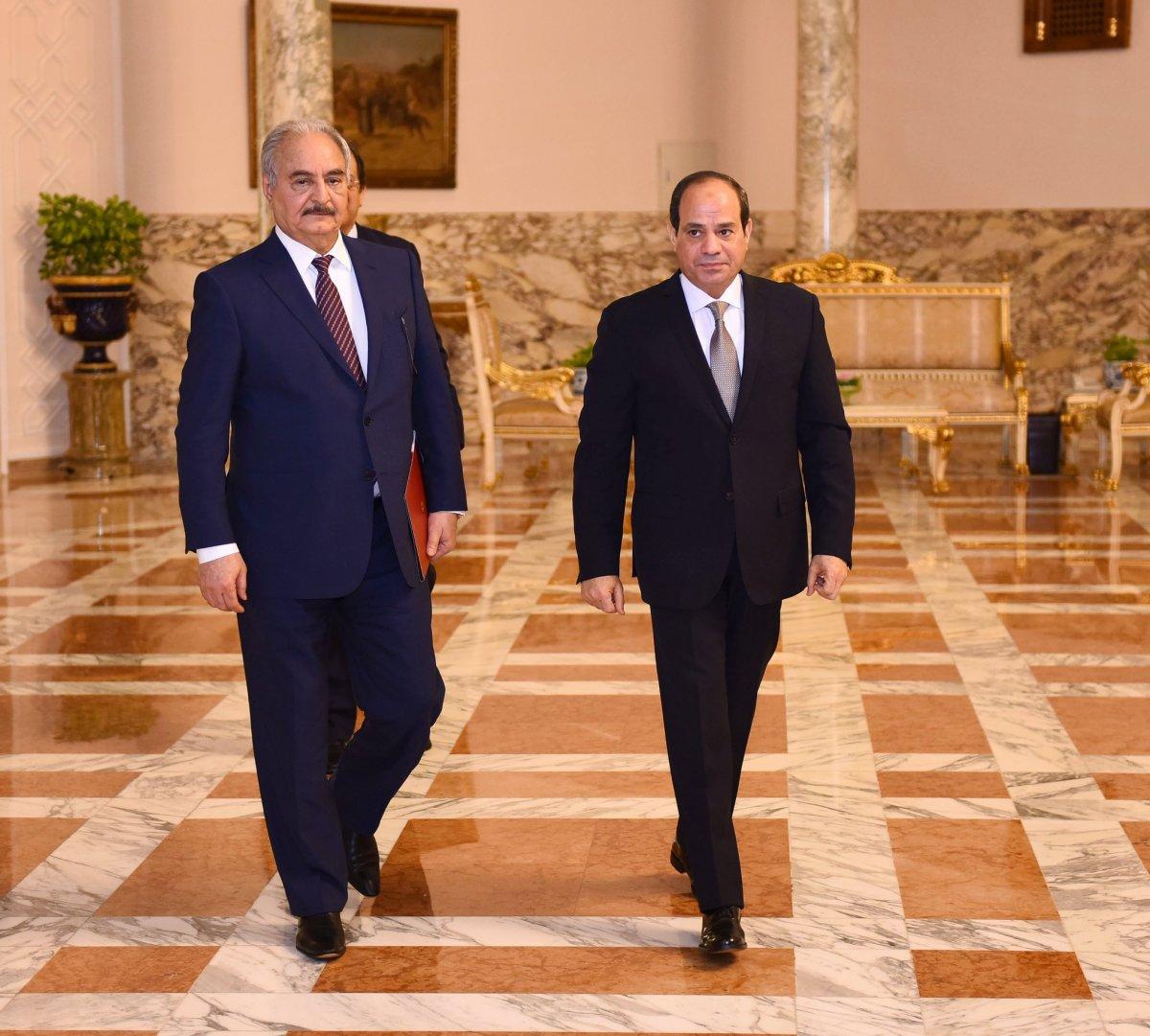 BAE, Libya'da Türkiye'ye karşı lobicilik yapıyor #5