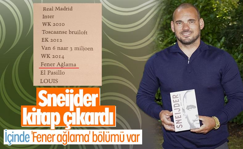 Sneijder'in kitabındaki 'Fener ağlama' bölümü