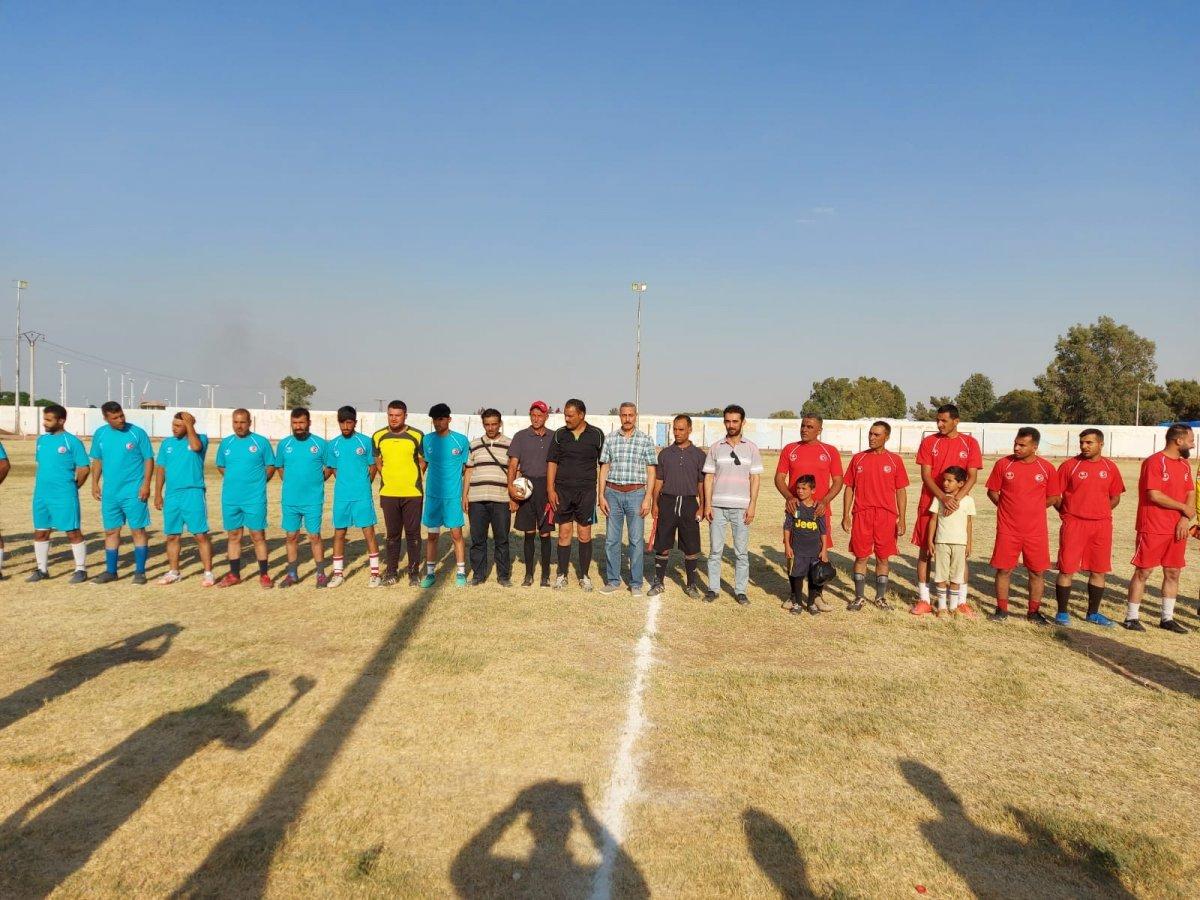 Suriye'de Barış Pınarı Futbol Turnuvası devam ediyor #3