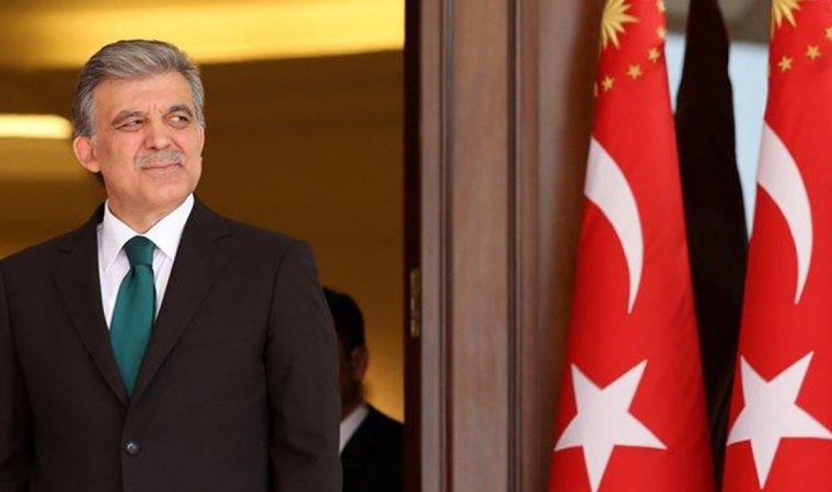 Abdullah Gül: Çoklu baroyu ben önermedim #2