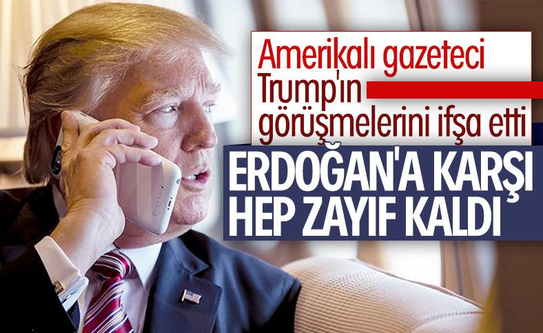 ABD Başkanı Trump'ın telefon görüşmeleri ortaya çıktı