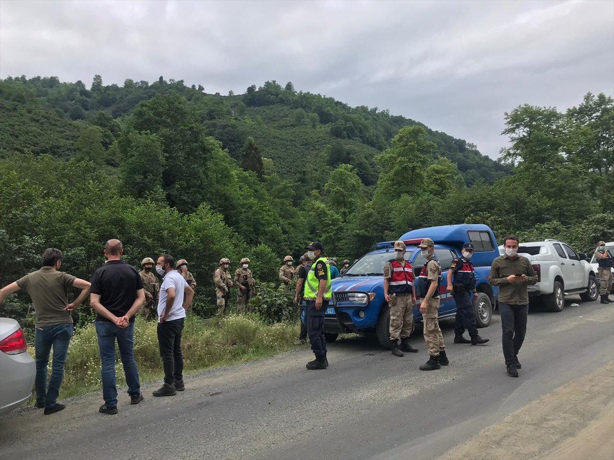 Giresun'da kaybolan İkranur'un cansız bedeni bulundu #5