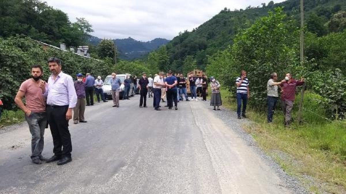 Giresun'da kaybolan İkranur'un cansız bedeni bulundu #7
