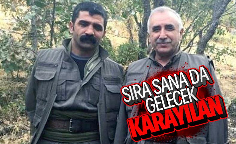 Terörist Mazlum Tekdağ öldürüldü