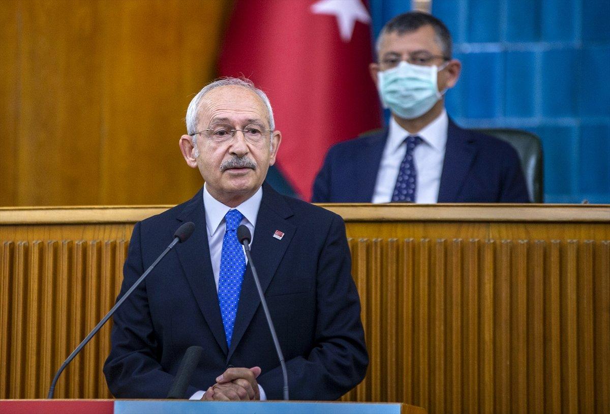 Kılıçdaroğlu, grup toplantısında konuşuyor #3