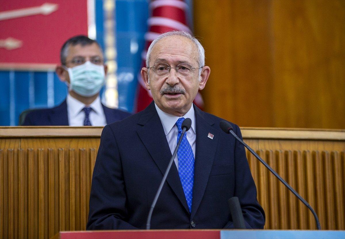 Kemal Kılıçdaroğlu'ndan YÖK çıkışı #2
